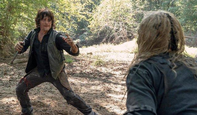 Dary en The Walking Dead