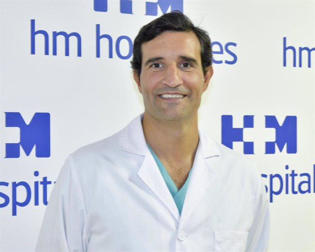 El doctor Javier Romero-Otero