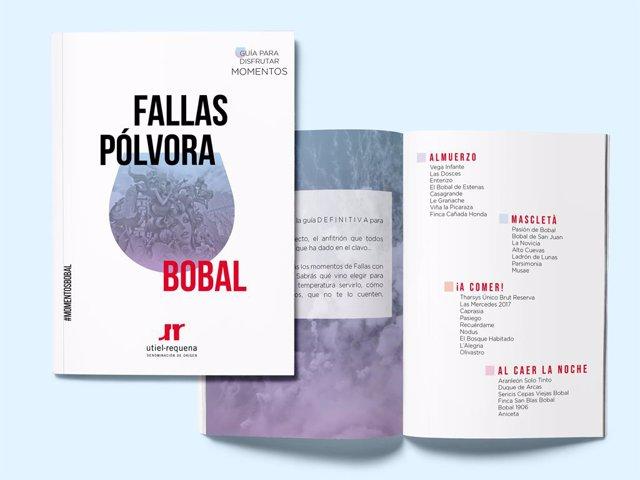 """Fallas.- La DO Utiel-Requena presenta una guía de los vinos que """"maridan"""" con la"""