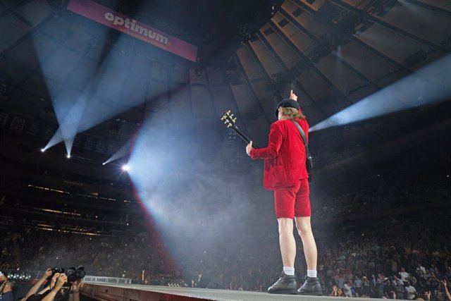 AC/DC Rock Or Bust Tour - New York, NY