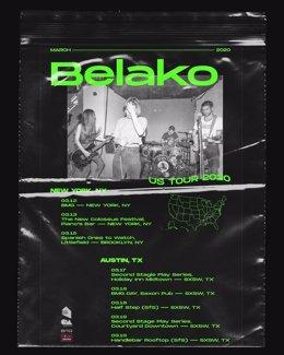 Belako en USA