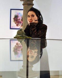 Begoña Otero, artista gijonesa