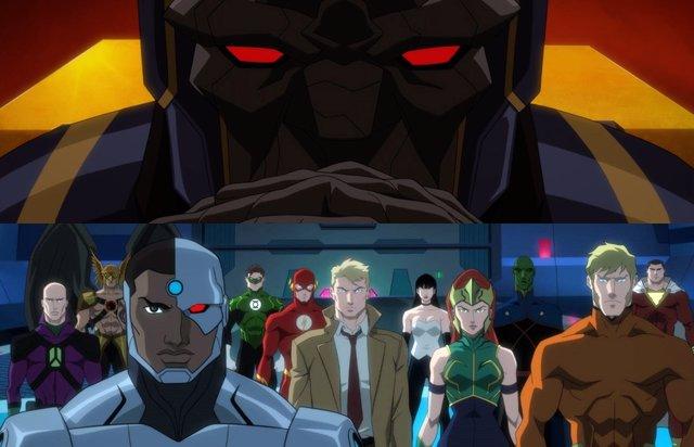 Darkseid en Justice League Dark: Apokolips War