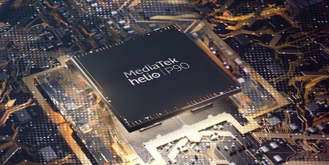 Procesador MediaTek Helio P90