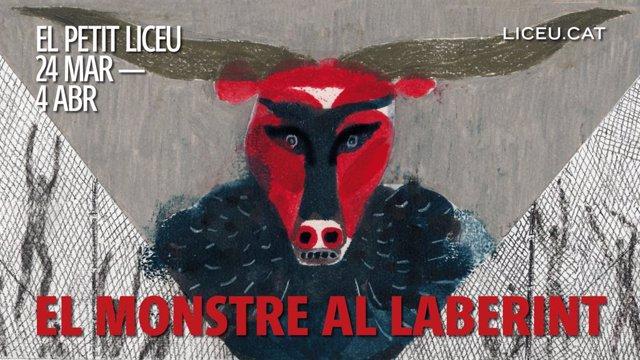 Paco Azorín desplega al Liceu l'òpera participativa 'El monstre al laberint'