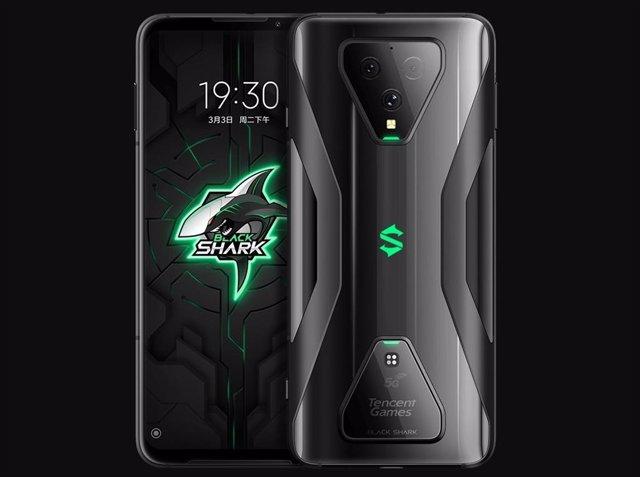 Black Shark 3, un nuevo 'smartphone' para 'gamers' con 5G y Snapdragon 865