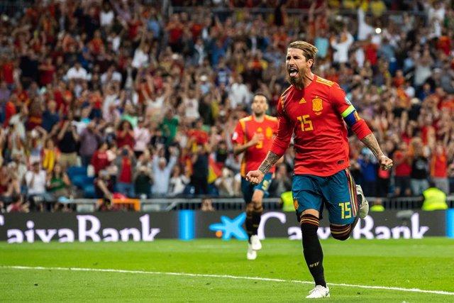 AV.- Fútbol/Selección.- España se medirá a Alemania, Suiza y Ucrania en la segun