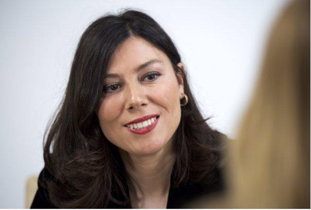 La CEO de Cantabria Labs, Susana Rodríguez
