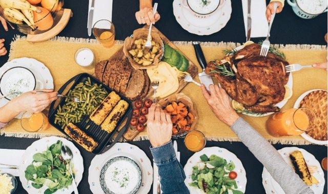 Campaña 'SOS Repira'. Comida y cena de Navidad