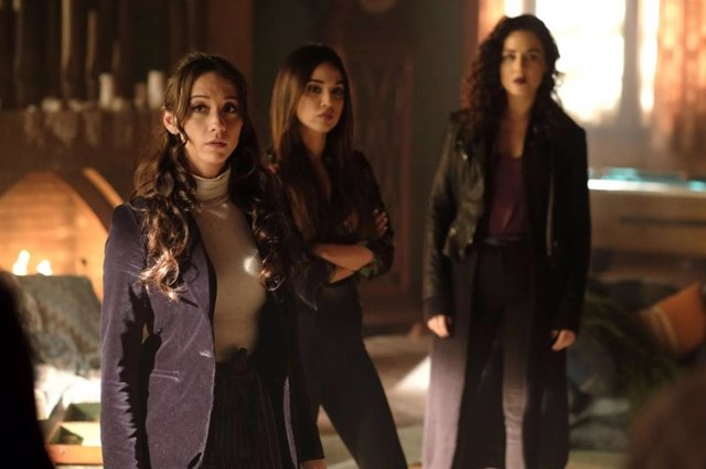 Imagen de la 5ª temporada de The Magicians