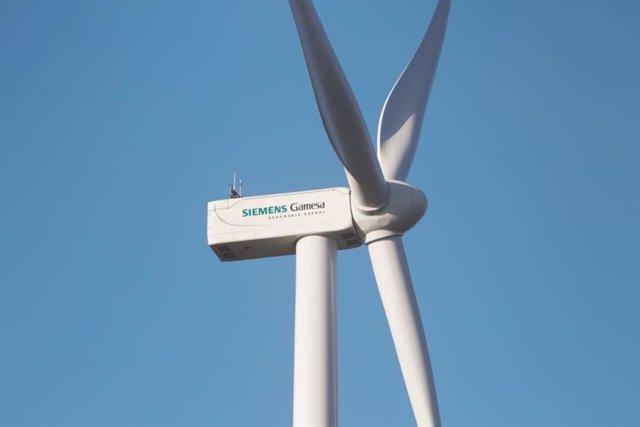 Aerogenerador 4.X de Siemens Gamesa