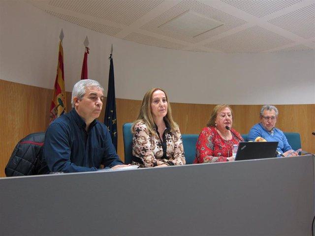 Presentación del IV Congreso Nacional de Nutrición, Alimentación y Dietética, organizado por la FESNAD.