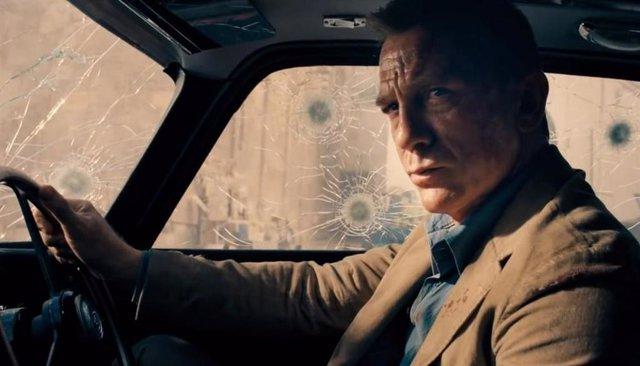Daniel Craig es James Bond en Sin tiempo para morir