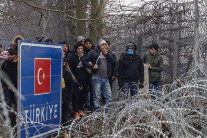 """Europa.- AI avisa de que la credibilidad de la UE está """"en juego"""" ante la situación en la frontera greco-turca"""