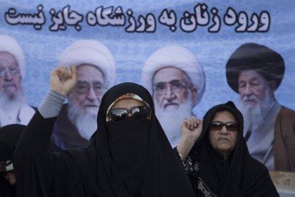 Irán.- AI acusa a las fuerzas iraníes de asesinar a 23 niños durante las manifestaciones contra el Gobierno