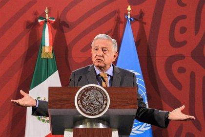 "México.- López Obrador resalta en vísperas del 8M que él ha estado ""siempre a la vanguardia de la defensa de los DDHH"""