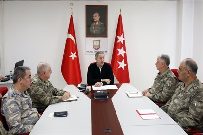 "Siria.- Turquía asegura que ha ""neutralizado"" a 184 militares del régimen de Al Assad en el noroeste de Siria"