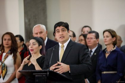 Costa Rica.- Dimite el ministro de Presidencia de Costa Rica por el escándalo del espionaje a ciudadanos