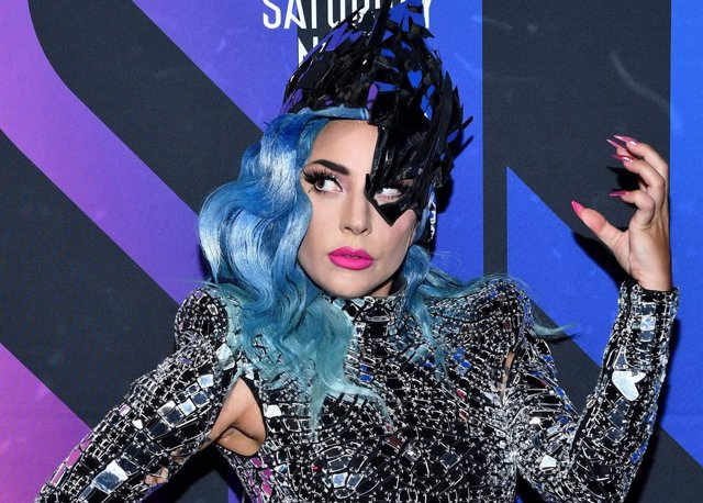 Lady Gaga en AT&T Super Saturday Night