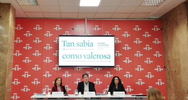 La exposición abrirá sus puertas hasta el 24 de mayo. En ella, se reconoce la figura de escritoras como Catalina de Erauso, Ángela de Sotomayor o Isabel Correa