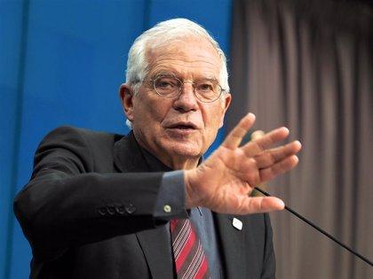 Siria.- Borrell apoya una zona de exclusión aérea en el norte de Siria pero recalca que es tarea de la OTAN o la ONU