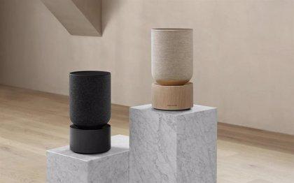 Portaltic.-Bang & Olufsen presenta el altavoz Beosound Balance, compatible con el asistente de Google