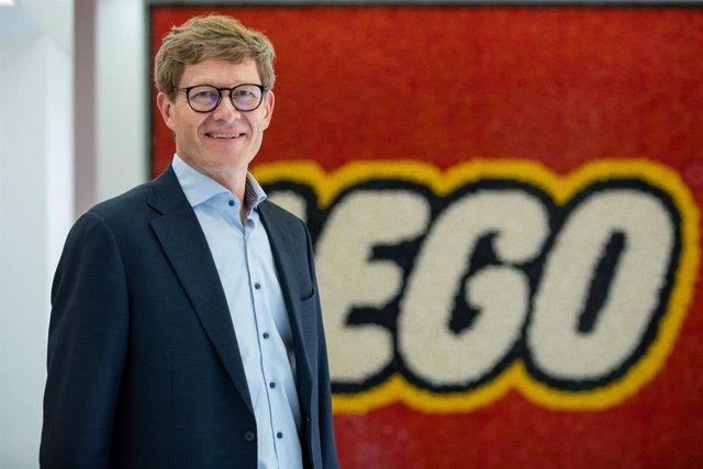 Niels B. Christiansen, consejero delegado de Lego