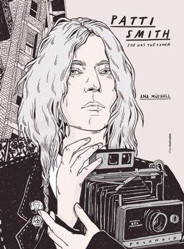 Publiquen la biografia il·lustrada de la cantant Patti Smith