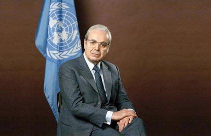 """Perú.- Borrell lamenta la muerte de Pérez de Cuéllar, cuyo trabajo tuvo """"un profundo impacto en la ONU y el mundo"""""""