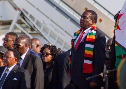 """Zimbabue.- Zimbabue critica la decisión de EEUU de prorrogar un año más las """"sanciones ilegales"""" contra el país"""