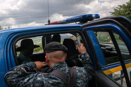 Guatemala.- Detenidos en Guatemala ocho presuntos responsables del ataque contra la Policía que dejó un muerto