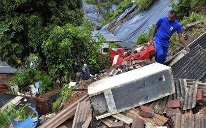 AMP.- Brasil.- Asciende a 27 el número de muertos por las fuertes lluvias en Brasil
