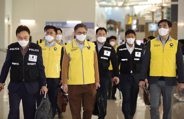Coronavirus.- Corea del Sur confirma 518 casos nuevos de coronavirus y eleva el