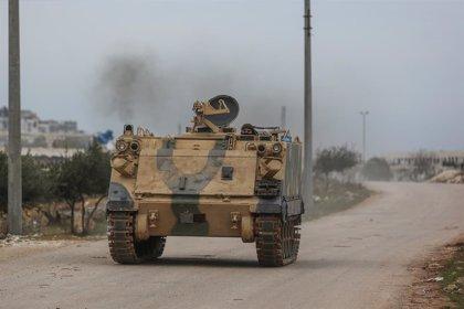 """Siria.- Turquía asegura que ha """"neutralizado"""" a 21 militares sirios en Idlib en un ataque anterior al alto el fuego"""