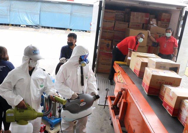 ADB.- El coronavirus costará más de 300.000 millones a la economía mundial en el