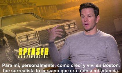 "Mark Wahlberg protagoniza en Netflix Spenser: Confidencial: ""Spenser no es un superhéroe, recibe muchos golpes"""