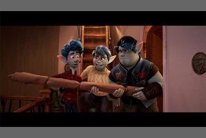 Llega a los cines 'Onward', la nueva cinta de Pixar