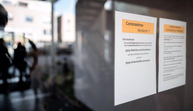 Coronavirus.- Alemania registra más de 530 casos de coronavirus, con todos los e