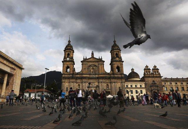 Colombia.- Bogotá decreta la alerta amarilla por la mala calidad del aire