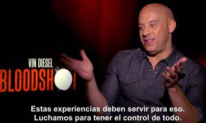 """Vin Diesel: Bloodshot se adentra """"en género de superhéroes desde un ángulo diferente"""""""
