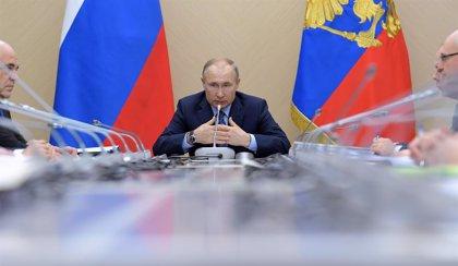 """Rusia.- Putin niega estar """"cansado"""" del Kremlin porque lo considera su """"destino"""""""