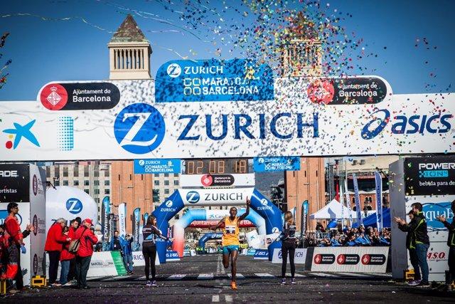 Philip Cheryut Kangogo Zúrich Marató Barcelona maratón