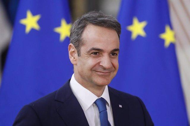 """Europa.- Mitsotakis culpa a Erdogan de la """"muerte"""" del acuerdo migratorio entre"""