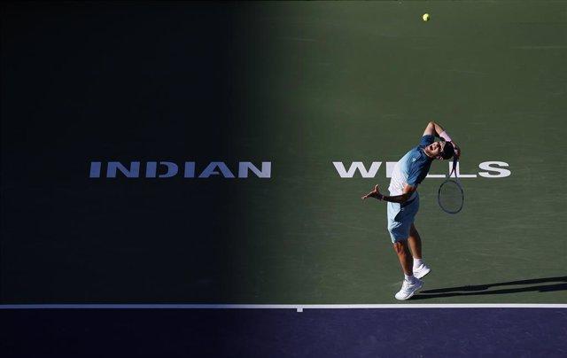Tenis/Indian Wells.- Indian Wells pondrá 250 puestos de desinfección y hará que