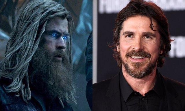 Christian Bale, el próximo villano de Thor
