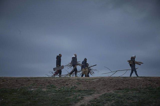 Europa.- Los guardacostas turcos prohíben terminantemente a los migrantes que cr