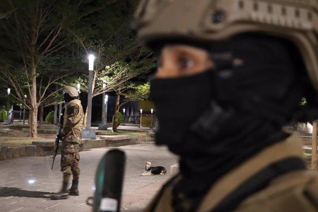 El Salvador.- Auditores piden amparo a la CIDH tras intimidaciones de personal m