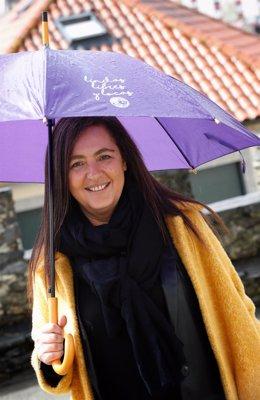 La directora general de Igualdad del Principado de Asturias, Nuria Varela.