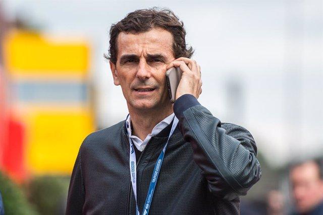 """Fórmula 1.- Pedro de la Rosa: """"Carlos Sainz es un piloto muy valorado por las gr"""