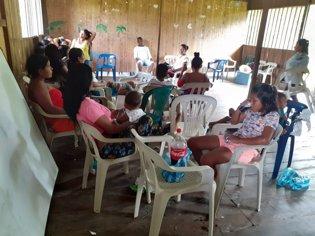 MSF atiende a desplazados por violencia en Nariño